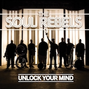 THE SOUL REBELS|Jazz/Funk/Soul