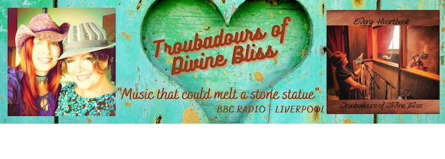 "TROUBADOURS OF DIVINE BLISS|""Harmonies as smooth as Kentucky Bourbon"""