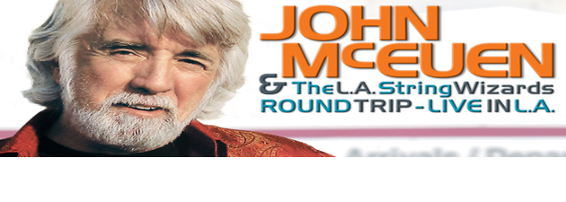 JOHN MCEUEN|Founding Member Of The Nitty Gritty Dirt Band
