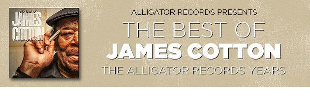 JAMES COTTON|Remastered cuts from Grammy-nominated harp giant