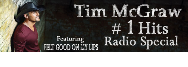 Tim McGraw |One Hour Radio Special of Country Superstar & 39 Biggest Hits