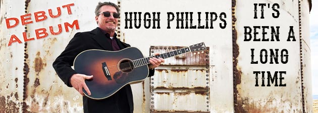 HUGH PHILLIPS|This high plains troubadour's debut is vintage country folk at its best!