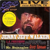 JERRY JEFF WALKER|Americana/Country/Folk