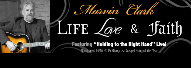 MARVIN CLARK Hit songwriter.  All original songs about life, love, and faith.