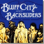 BLUFF CITY BACKSLIDERS|Blues/Americana