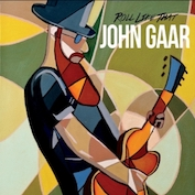 JOHN GAAR|Americana/Blues Rock