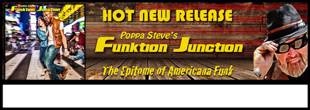 POPPA STEVE|The Epitome of Americana Funk