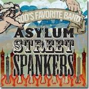 ASYLUM ST. SPANKERS|Gospel/Folk