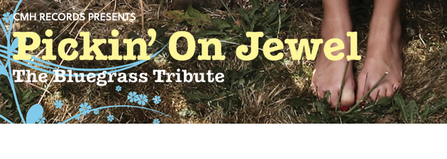 PICKIN' ON JEWEL|A clever and loving tribute to the songwriter's wholesome sounds.