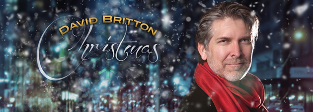"DAVID BRITTON| ""Powerful voice, stunning Christmas arrangements!"""