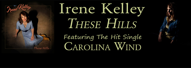 IRENE KELLEY|11 original songs by one of the top award winning songwriters today