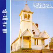 JD CROWE|Gospel/Bluegrass/Folk