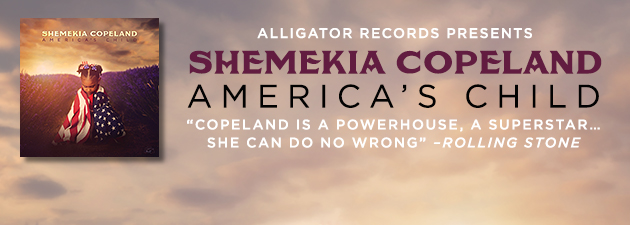 SHEMEKIA COPELAND|Visionary roots & soul w/guests John Prine, Rhiannon Giddens, Mary Gauthier