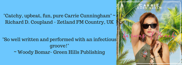 "CARRIE CUNNINGHAM|""A refreshing getaway with a blend of California sunshine"""