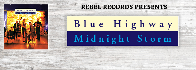 BLUE HIGHWAY|Traditional bluegrass with a modern flair