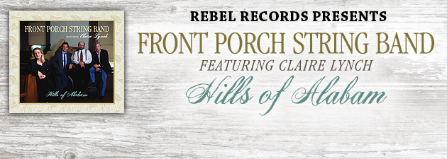 CLAIRE LYNCH & THE FRONT PORCH STRING BAND| Best of collection from Claire's days leading The Front Porch String Band