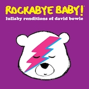 ROCKABYE DAVID BOWIE|Children's Music/Instrumental