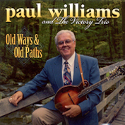 PAUL WILLIAMS|Gospel/Bluegrass/Folk