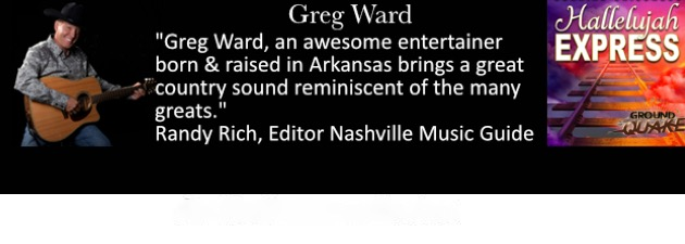 GREG WARD|I can't wait, can't wait,wait to board the Hallelujah Express