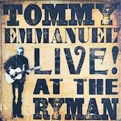 TOMMY EMMANUEL|Americana/Folk