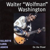 WALTER WASHINGTON|Blues/Soul