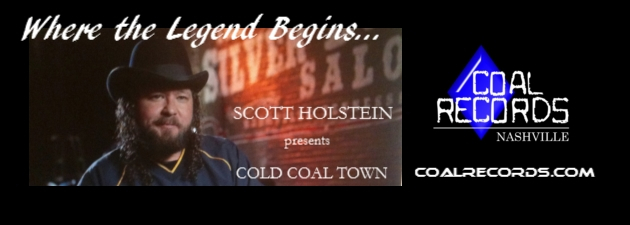 "Scott Holstein|""This is a great Americana record"" - says Carl Jackson"