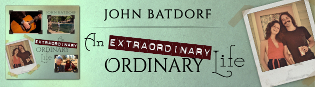 JOHN BATDORF|Six extraordinary new songs from an extraordinary artist
