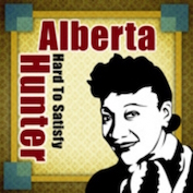 ALBERTA HUNTER|Blues/Jazz