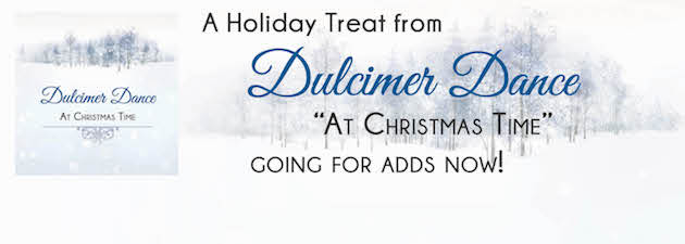 DULCIMER DANCE|The perfect instrumental soundtrack to your next holiday gathering.
