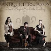 Antique Persuasion Bluegrass/Americana/Folk