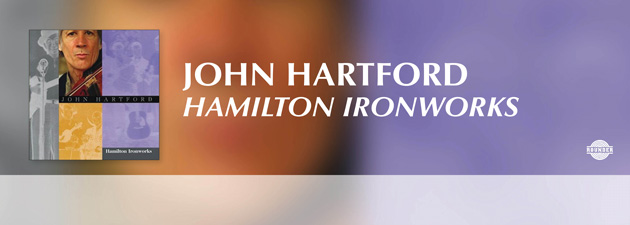 JOHN HARTFORD|A collection of old-time fiddle pieces using his own distinct voice