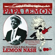 LEMON NASH|Jazz/Blues