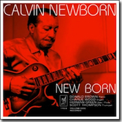 CALVIN NEWBORN|Jazz/Blues