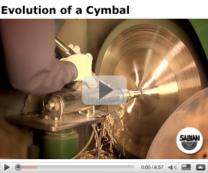 Sabian Cymbals. SABIAN is all about designing and creating cymbals and sounds that are right for you.