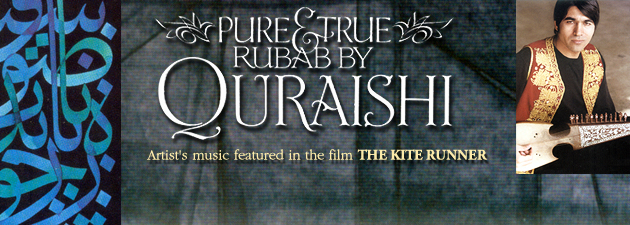 QURAISHI | No Electronic Effects Here—Just Virtuosity.