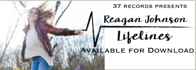REAGAN JOHNSON|Lifelines EP available now!
