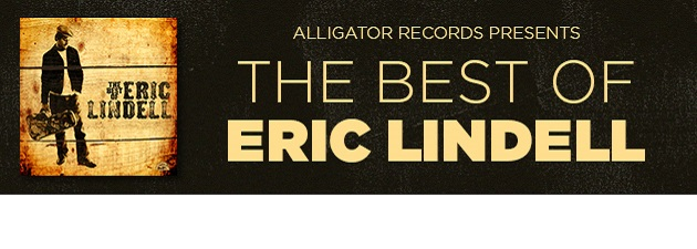 ERIC LINDELL|Remastered hip, blue-eyed soul cuts from New Orleans
