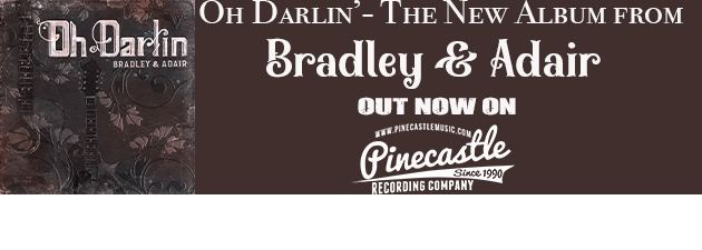 BRADLEY & ADAIR|The New Duets Project from Two Grammy-Nominated Bluegrass Favorites!