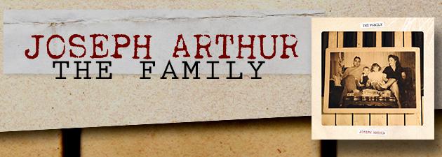 JOSEPH ARTHUR|Peter Gabriel protégé releases new single, You Keep Hanging On