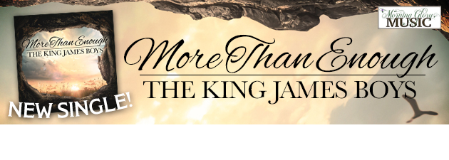 KING JAMES BOYS New Uplifting Single From An Incredible Gospel Group.