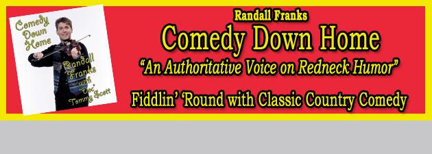 RANDALL FRANKS|Bluegrass/Gospel/Americana