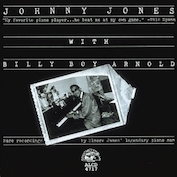 JOHNNY JONES|Blues/R&R/R&B