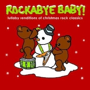 ROCKABYE CHRISTMAS|Christmas Novelty