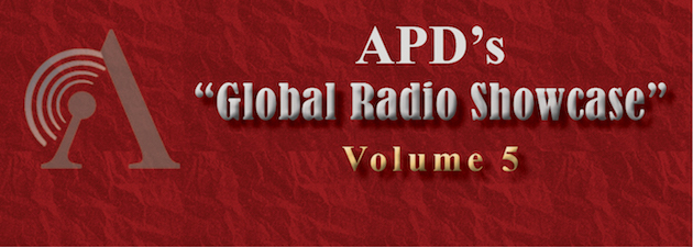 "APD GLOBAL RADIO SHOWCASE|""Americana Unlimited"""