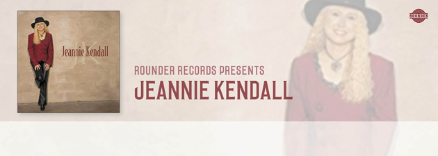 JEANNIE KENDALL|Solo debut from a veteran country artist, feat. Rhonda Vincent, Ricky Skaggs and Alison Krauss