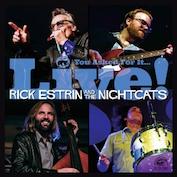 Rick Estrin Blues/Swing