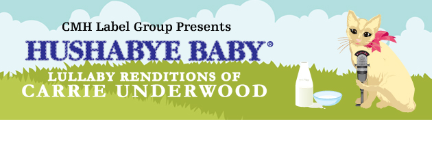 HUSHABYE BABY CARRIE UNDERWOOD|When your little one won't hit the hay, try Hushabye Baby!