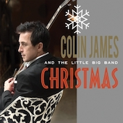 COLIN JAMES|Christmas/Blues/Americana