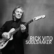 RICK VITO|Blues/Americana/R&R