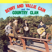 BENNY & VALLIE CAIN|Bluegrass/Acoustic/Folk